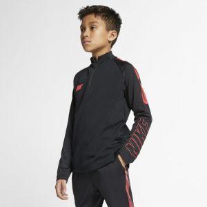 Nike Haut de football Dri-FIT Squad pour Enfant plus âgé - Noir - Taille XS
