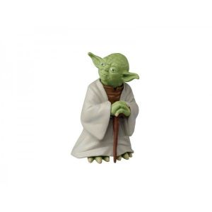 Tomy Figurine Star Wars Yoda Métal Collection 4 cm