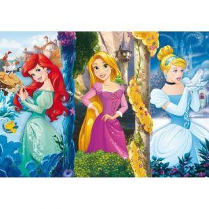 Clementoni Princesses Disney - Puzzle 60 pièces Maxi