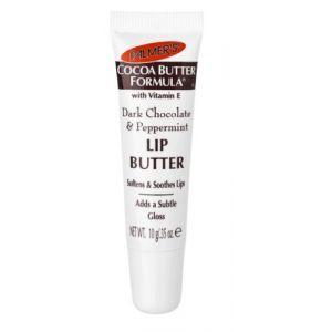 Palmer's Baume scintillant pour les lèvres chocolat noir et menthe poivrée