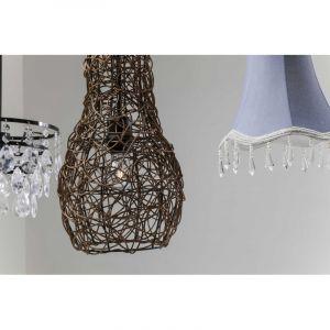 Kare Design Suspension 4 abat-jour moderne Parecchi Art House