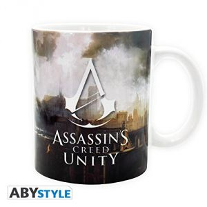 Abystyle Mug Assassin's Creed Unity Arno Dorian Révolution 320 ml
