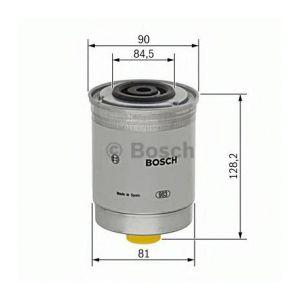 Bosch Filtre à carburant 1457434400