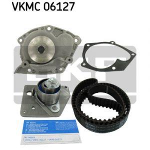 SKF Kit de distribution avec pompe à eau VKMC06127