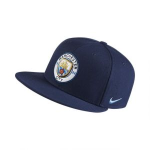 Nike Manchester City Casquette Bleu Marine