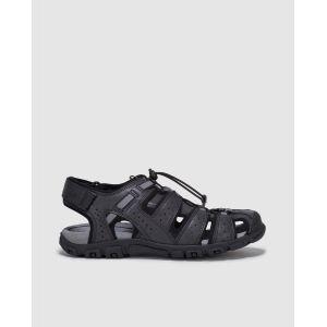 Geox Sandales avec lien élastique Noir - Taille 43