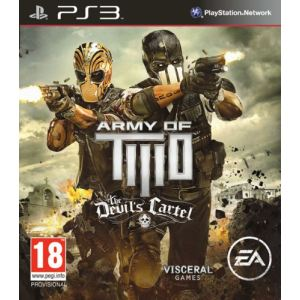 Army of Two : le Cartel du Diable [PS3]