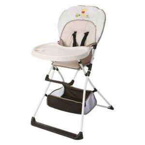 Hauck Chaise haute Mac Baby Deluxe Winnie l'ourson