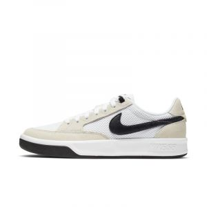 Nike Chaussure de skateboard SB Adversary - Blanc - Taille 43 - Unisex