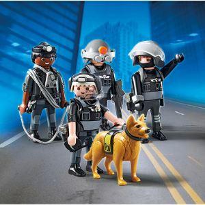 Playmobil 5565 City Action - Commando des forces spéciales