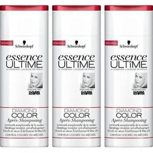 Image de Schwarzkopf Essence Ultime - Apres shampoing Diamond Color - 250 ml