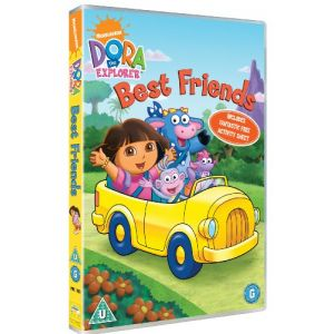 Dora The Explorer: Best Friends [Import anglais] [DVD]