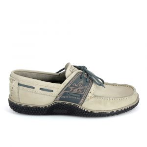 Tbs Chaussures bateau GLOBEK Beige - Taille 40,41,43,44,45,46