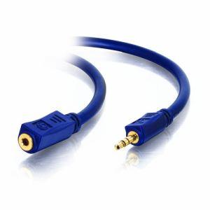 C2g 80289 - Rallonge de câble audio Velocity mini-phone Stéréo 3,5 mm M/F 10 m