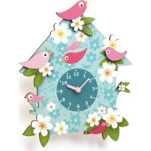 Djeco DD03292 - Horloge Coucou Charlotte Little Big Room