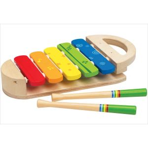 Hape Xylophone 5 tons en bois