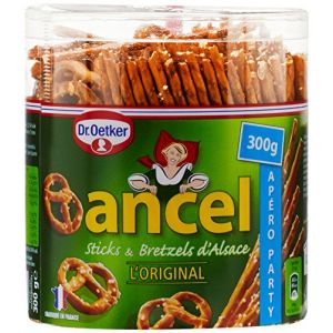 Dr. Oetker Sticks & Bretzels - L'Original - Biscuits salés