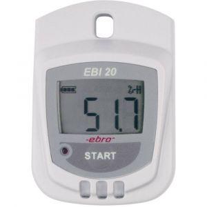 Ebro Enregistreur de données température/humidité EBI 20-TH1