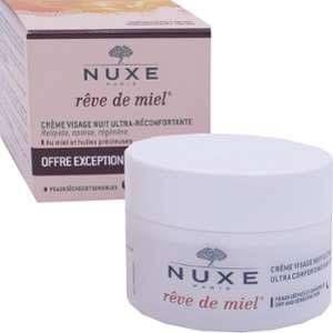 Nuxe Rêve de Miel - Crème visage ultra-réconfortante nuit 50ml