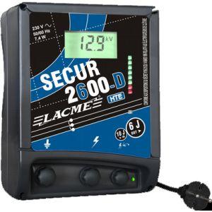 Lacme Secur 2600 D HTE