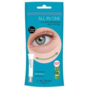 L'Action Paris All In One - Eye Bag Minimizer - Anti-Poches - 20 ml