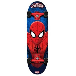Stamp Skateboard Spiderman 28 x 8