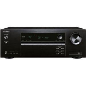 Onkyo Ampli tuner hifi vidéo TX-SR393 BLACK