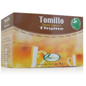 Soria Natural Tiym Thé 20 pc(s) 8422947030742