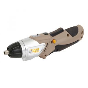 Far Tools FARTOOLS ONE Tournevis sans fil LI 36 - 3,6 V - 1,3 Ah - Tournevis sans fil LI 36 - Tension 3,6 V - Type de batterie : Li-ion - Ampérage de la batterie : 1,3 Ah
