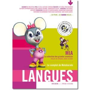 MIA Langues - Anglais / Espagnol [PC, MAC]