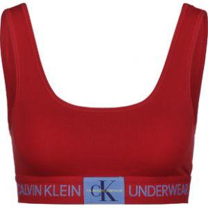 Calvin Klein Lingerie Femme Femmes - 000QF4918E-RYM - S Rouge