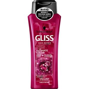 Schwarzkopf Gliss - Ultimate Color Shampooing - 250 ml
