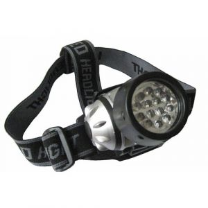 Image de Varta Outdoor Sport Stirnleuchte 2x LED / 100 lm / 3x AAA