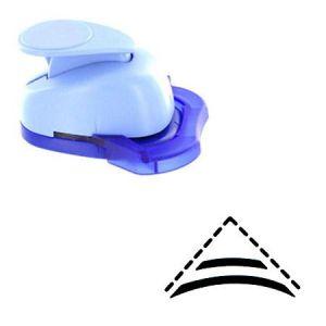 Artémio Perforatrice d'angle Coin croissant