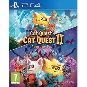 Cat Quest + Cat Quest 2 - Pawsome Pack [PS4]