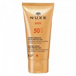 Nuxe Sun - Crème Fondante Haute Protection Visage - 50 ml - SPF 50