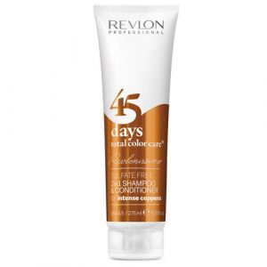 Revlon 45 Days Intense Cuivré - Shampooing et conditionneur