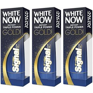 Signal White Now Gold - Dentifrice blancheur