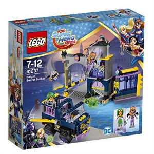 Lego 41237 - DC Comics Super Heroes : Le bunker secret de Batgirl