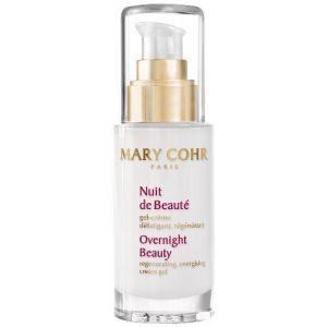 Mary Cohr Nuit de Beauté - Gel-crème défatigant, régénérant visage