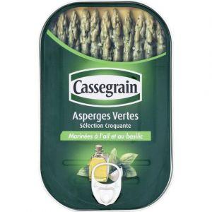 Cassegrain Asperges vertes marinées