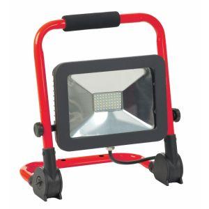 Ceba Projecteur portable 230V à LED 20W pliable