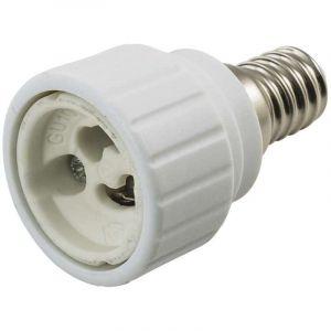 Provence Outillage Adaptateur douille E14 pour ampoule GU10 - GSC