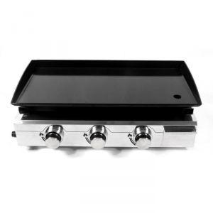 Cookingbox Brasilia FAV9760023 - Plancha 3 feux à poser