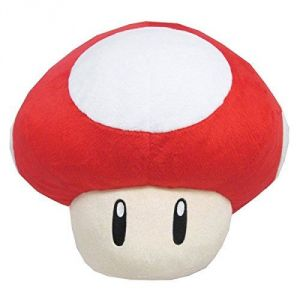 Nintendo Peluche Champignon Rouge 35 cm
