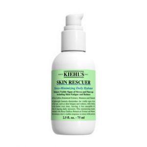 Kiehl's Skin Rescuer - Soin minimisant les réactions cutanées liées au stress