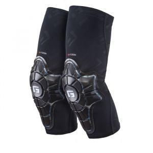 G-Form G Form Pro-X Elbow Black Teal Camo/GF Logo 2018 Coudières Mixte Adulte, Noir, L