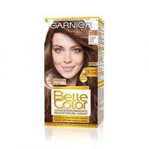 Garnier Belle Color - Coloration 6N Châtain Clair Nude