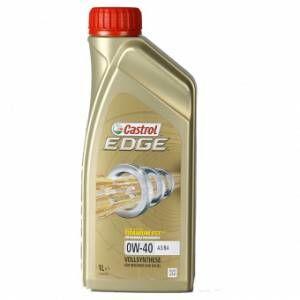 Castrol Edge Titanium Fst 0w-40 A3/B4 1 Litres Boîte - Neuf