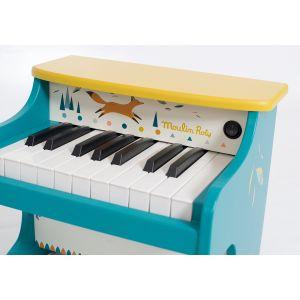 Moulin roty Piano électronique Le Voyage d'Olga